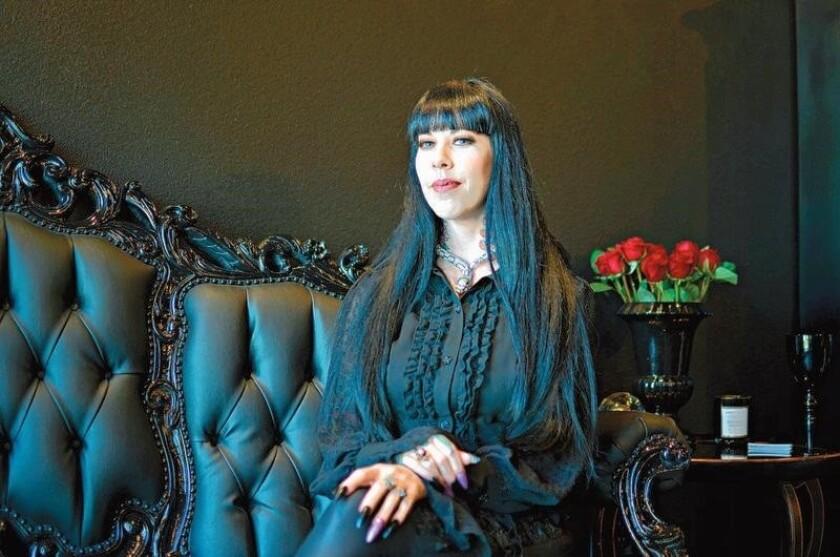 Andrea Draven opened Salon Draven in Rancho Santa Fe in July.