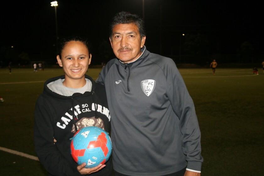 La delantera angelina viajará para hacer pruebas para la selección femenil mexicana cuando hace dos años sufrió una rotura de ligamentos