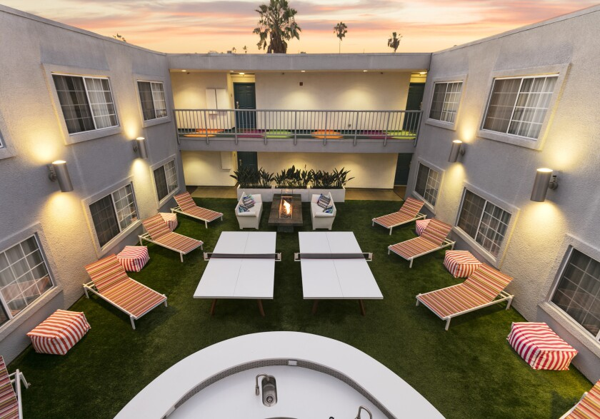 Deal The Kinney A New Hotel In Venice Offers Free Suite