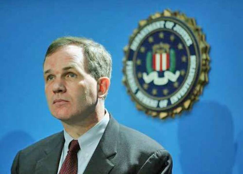 Patrick Fitzgerald, a former US attorney, agreed to look into the case.