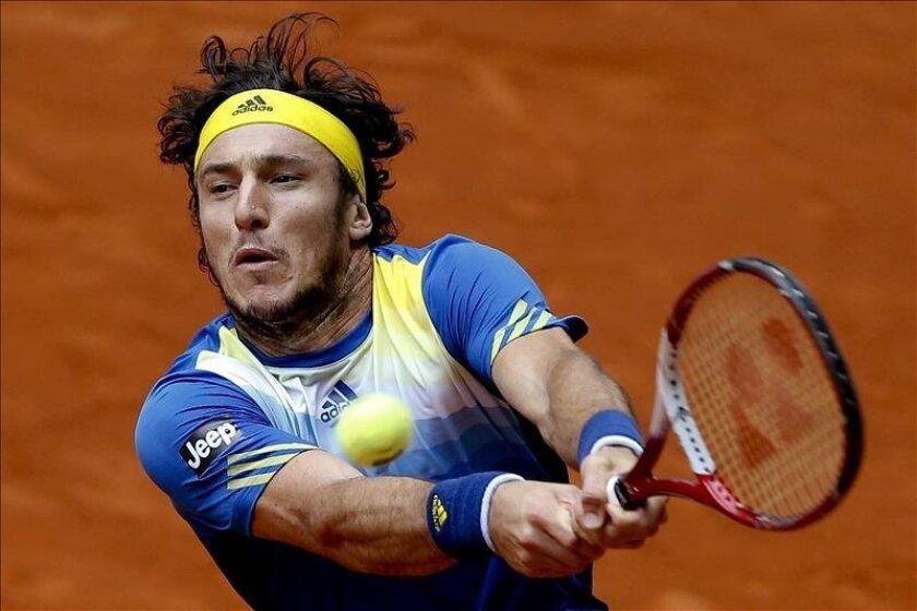 El tenista argentino Juan Mónaco. EFE/Archivo