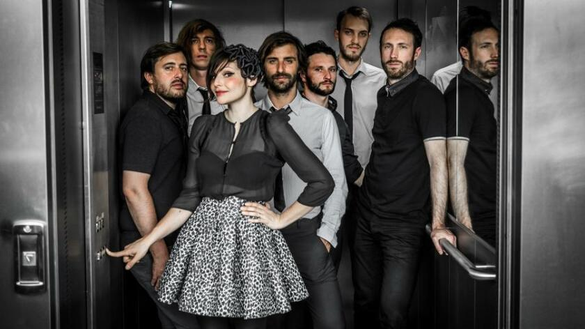 You can check out our recent chat with the dance-happy Parisian septet here, then head to the Observatory on Monday night for an electro-swing party that is sure to make even the shyest wallflowers bust out some slick moves. 8 p.m. Monday. Observatory North Park, 2891 University Ave., North Park. $22. 18-and-over. (619) 239-8836 or observatorysd.com (Antoine Delaporte)