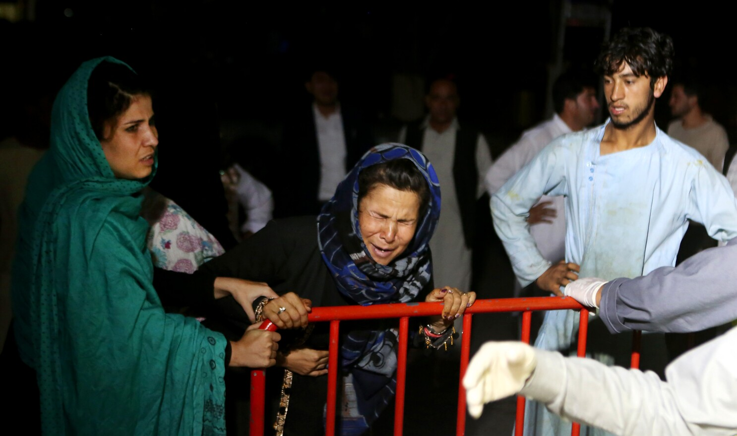 Dozens feared dead or wounded in blast at Kabul wedding hall