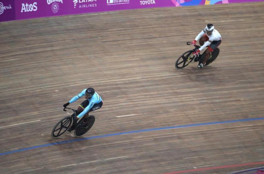 Colombia y Estados Unidos suman dos medallas más en el ciclismo de pista