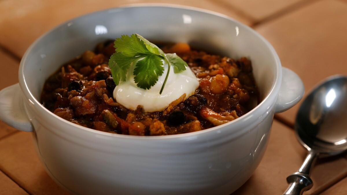 Panera Bread S Turkey Chili Recipe Los Angeles Times