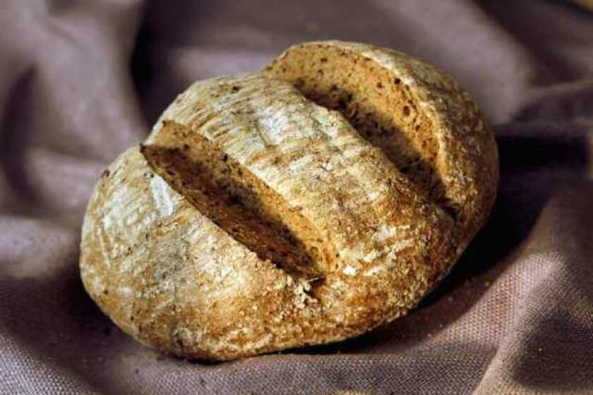 Loving the whole wheat loaf: A study subject explains how participating in diet research helped him learn to eat right.