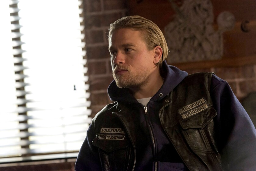 """Charlie Hunnam's """"Jax"""" Teller and his crew concluded their final season of """"Sons of Anarchy"""" in bloody style."""