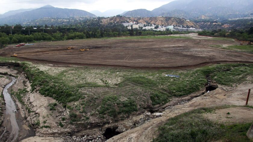 The Devil's Gate Reservoir restoration project is scheduled to begin in mid May and will be impacted