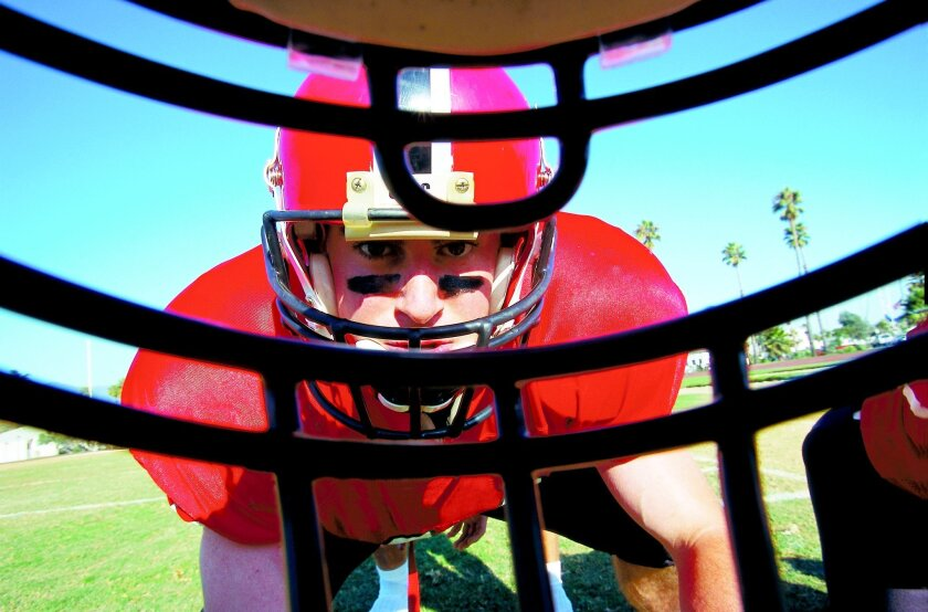 The dangers of head trauma faced by football players is a growing concern at both the NFL and local levels.