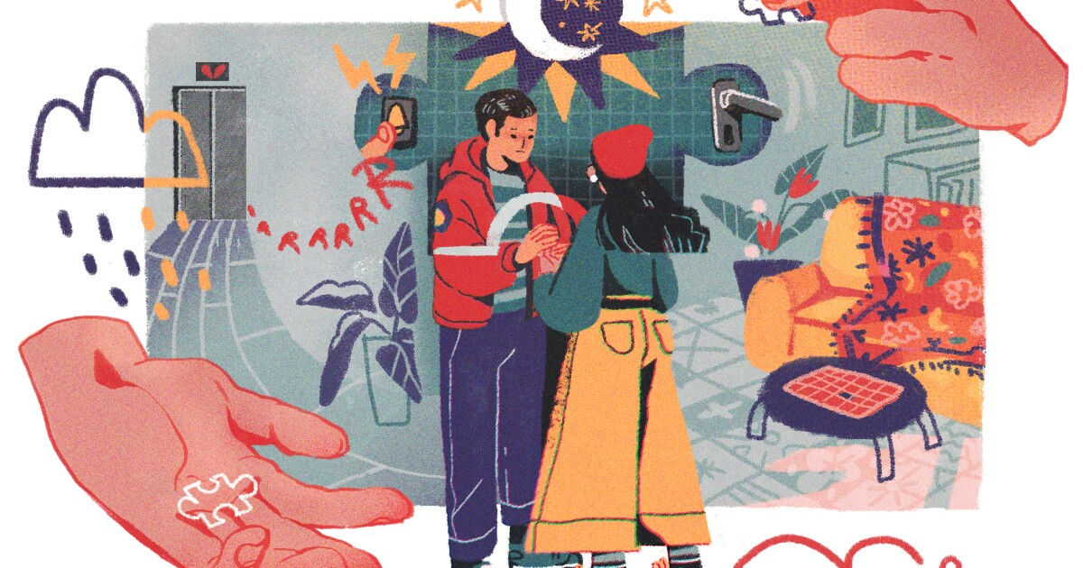 L.A. Affairs: She had a deadline for leaving L.A. — and for leaving me behind