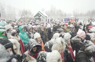 Hundreds turn out for Respect Rally in Park City, Utah