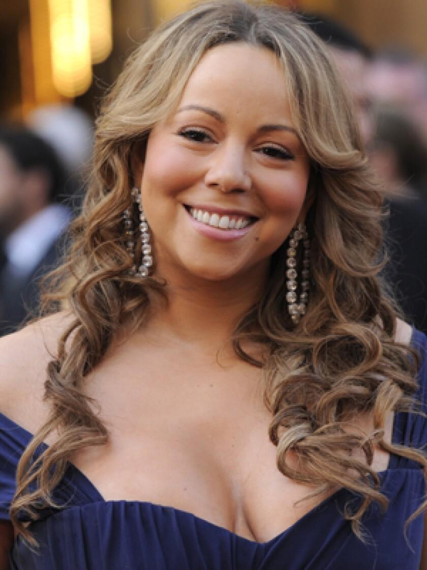 'NAIVE': Mariah Carey says she had no idea that a Kadafi family member bankrolled a 2008 gig.