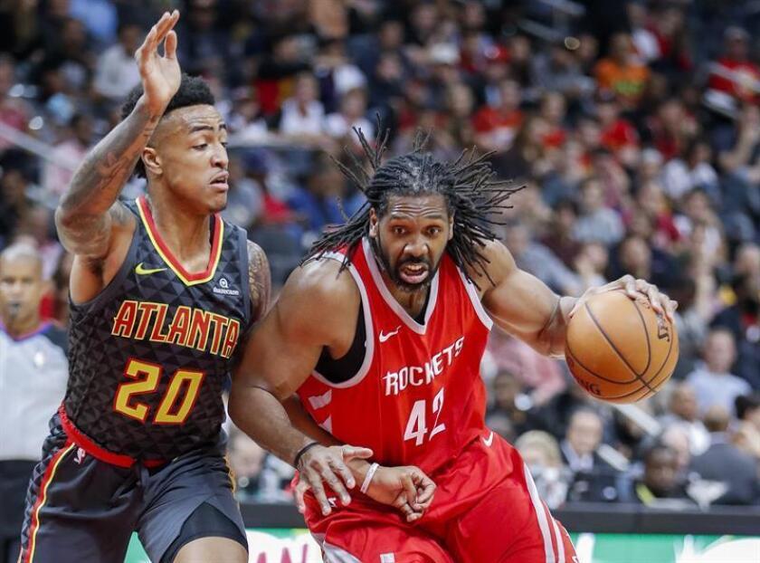 104-119. Harden y los Rockets mantienen en la derrota a los Hawks