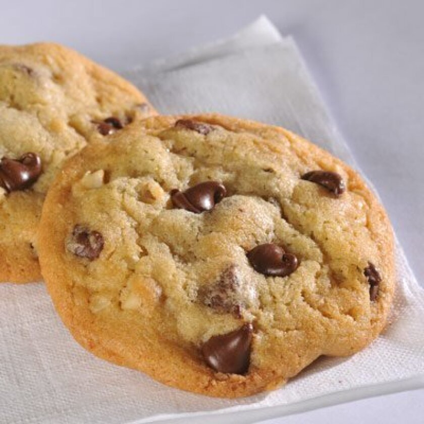 Nestle Toll House Cafe in Otay Ranch Town Center is offering a free cookie with the purchase of a boba drink.