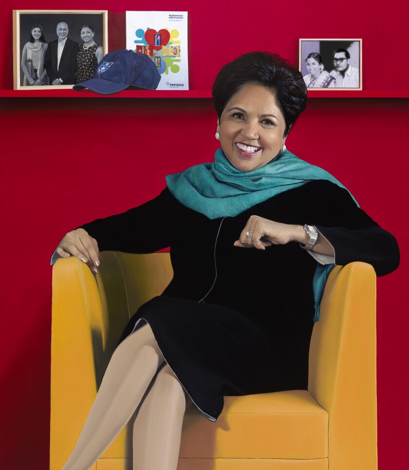la-et-indra-nooyi-national-portrait-gallery