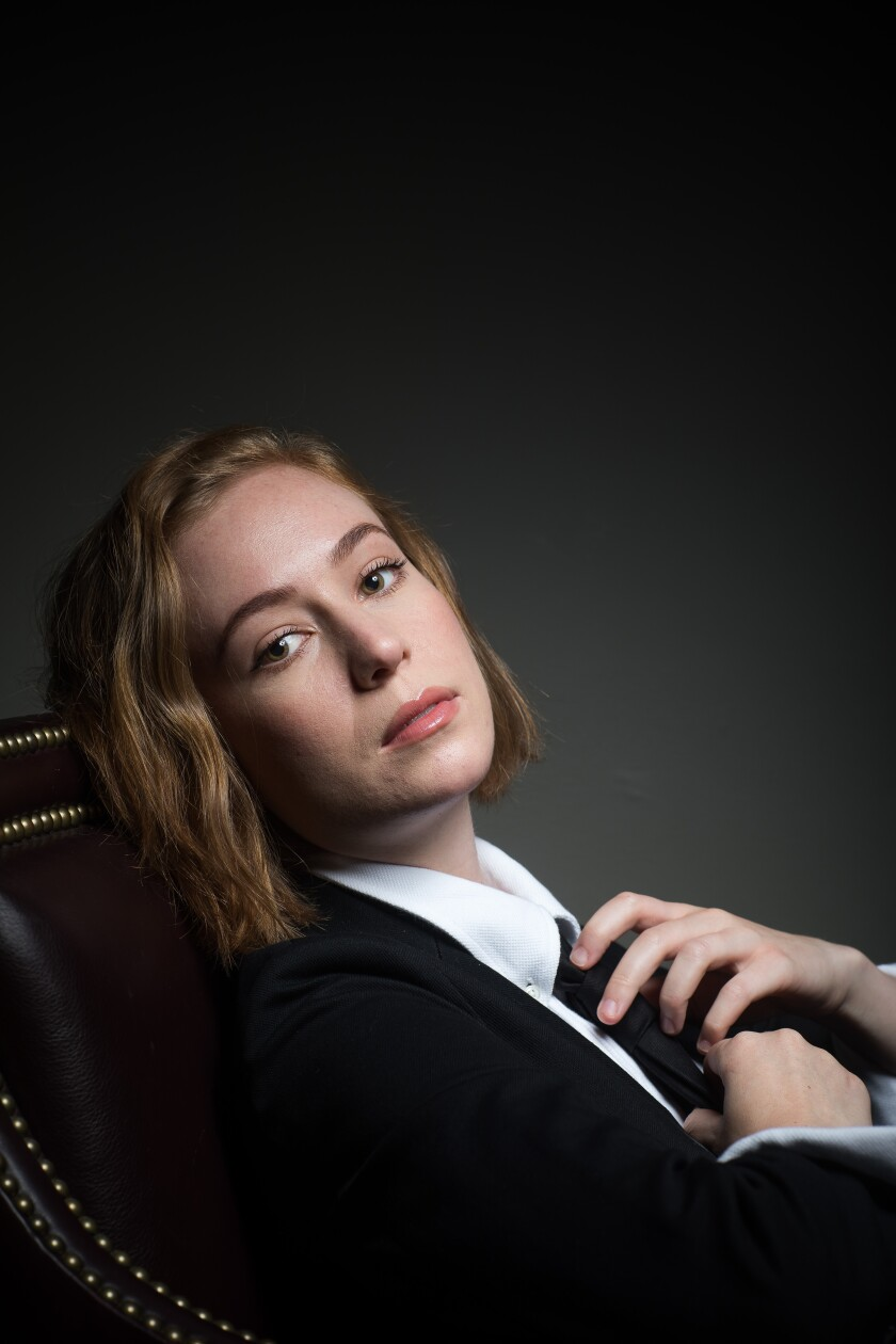 Hannah Einbinder, comedian and actress