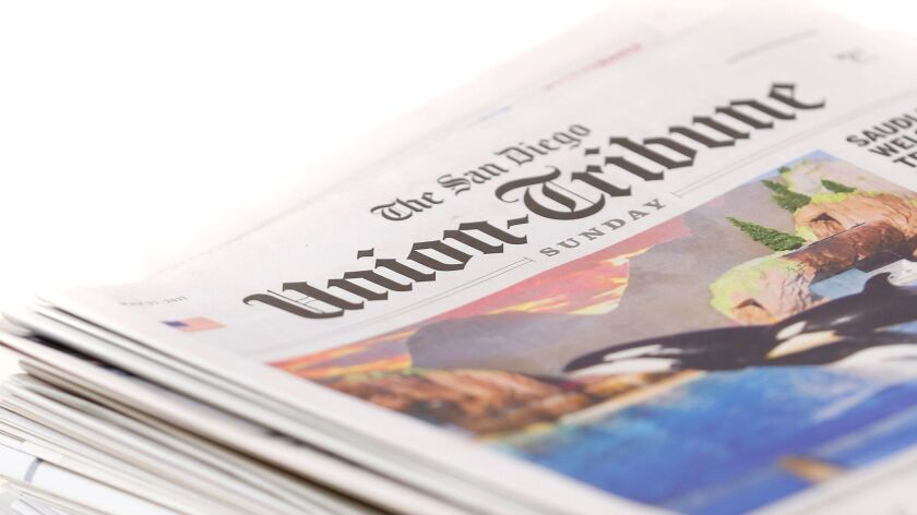 The Union-Tribune Community Board seeks different perspectives on the news.