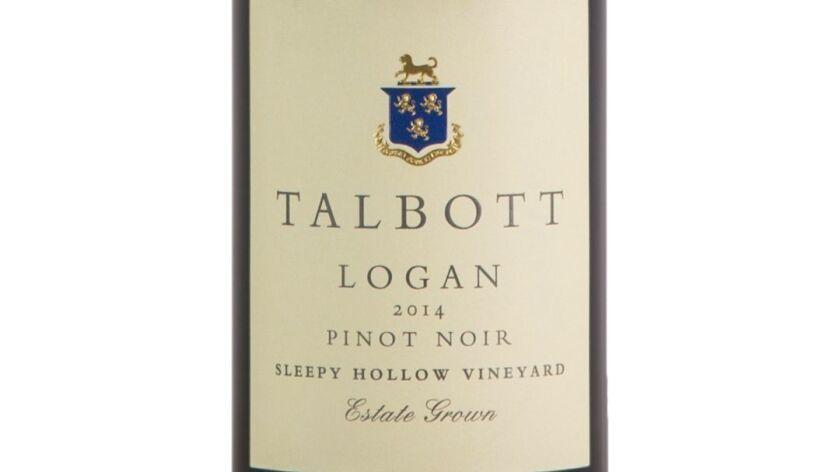 Talbott Vineyards 2014 Logan SLH Pinot Noir