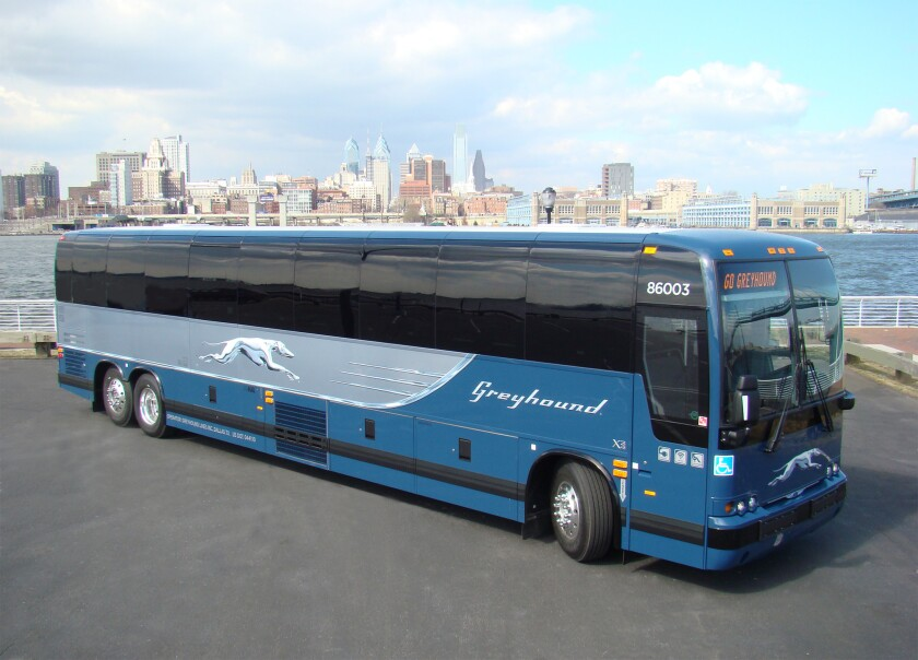 Greyhound, an American brand more than a century old, began bus service in Mexico on July 15.
