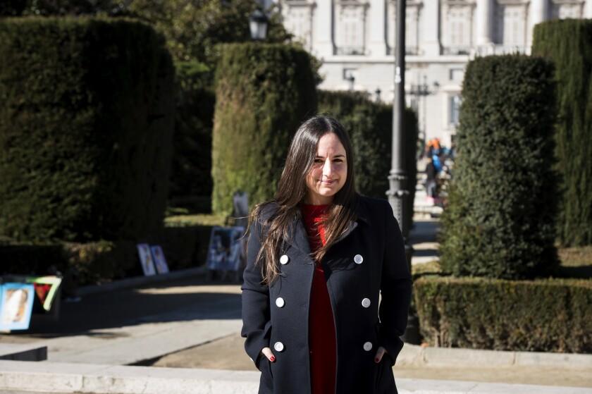 En la imagen la realizadora chilena Maite Alberdi.