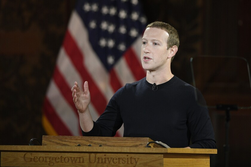 Facebook Election Security