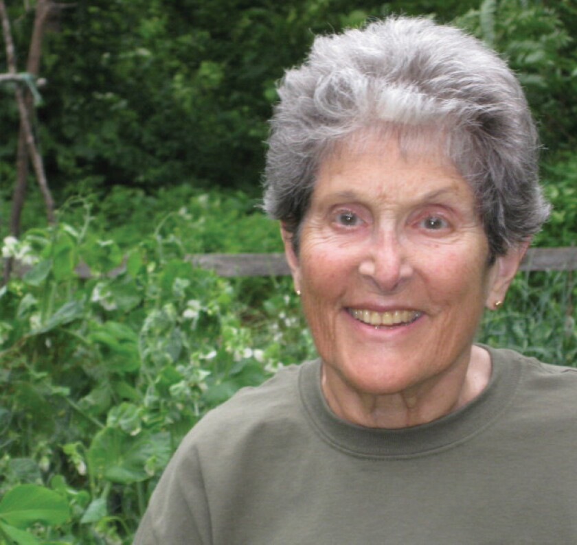 The celebrated American poet Maxine Kumin died this week at age 88.