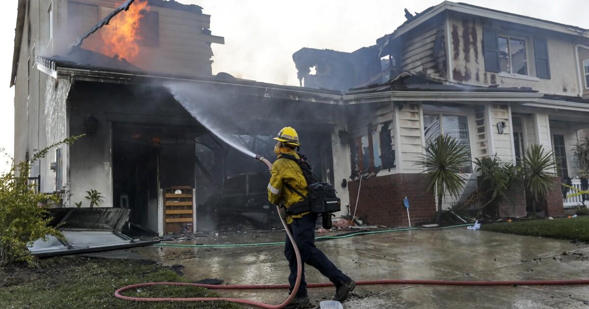 Die schrecklichen Erfahrungen von Flucht wildfire mit dem power-Abschaltung: