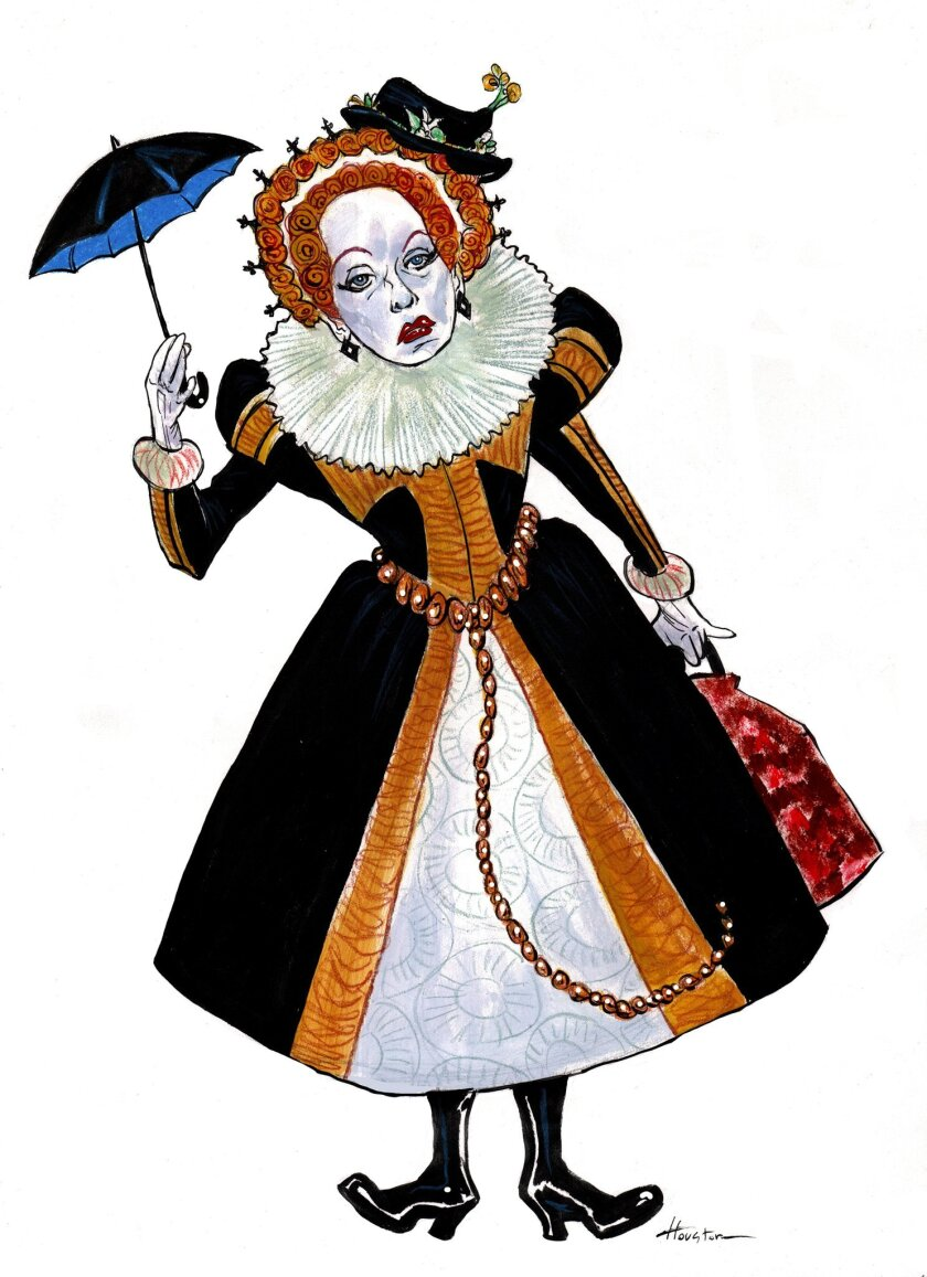 la-en-1206-film-showstopper-titles-poppins /// Illustration by Greg Houston / For The Times. Confusi