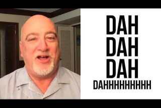 Bill Plaschke's wakeup call: Kershaw for MVP