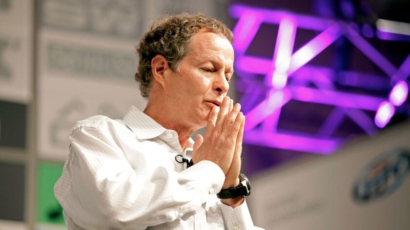 AUSTIN, TX - MARCH 10: Co-CEO of Whole Foods Market John Mackey speaks onstage at Conscious Capital