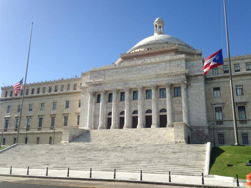 El presidente de la Cámara de Representantes, Carlos Méndez Núñez, dijo hoy que ninguna versión de la antigua Sección 936, que ofrecía beneficios tributarios a empresas de EEUU en la isla, es viable para Puerto Rico porque no crea empleos o mejora salarios. EFE/ARCHIVO