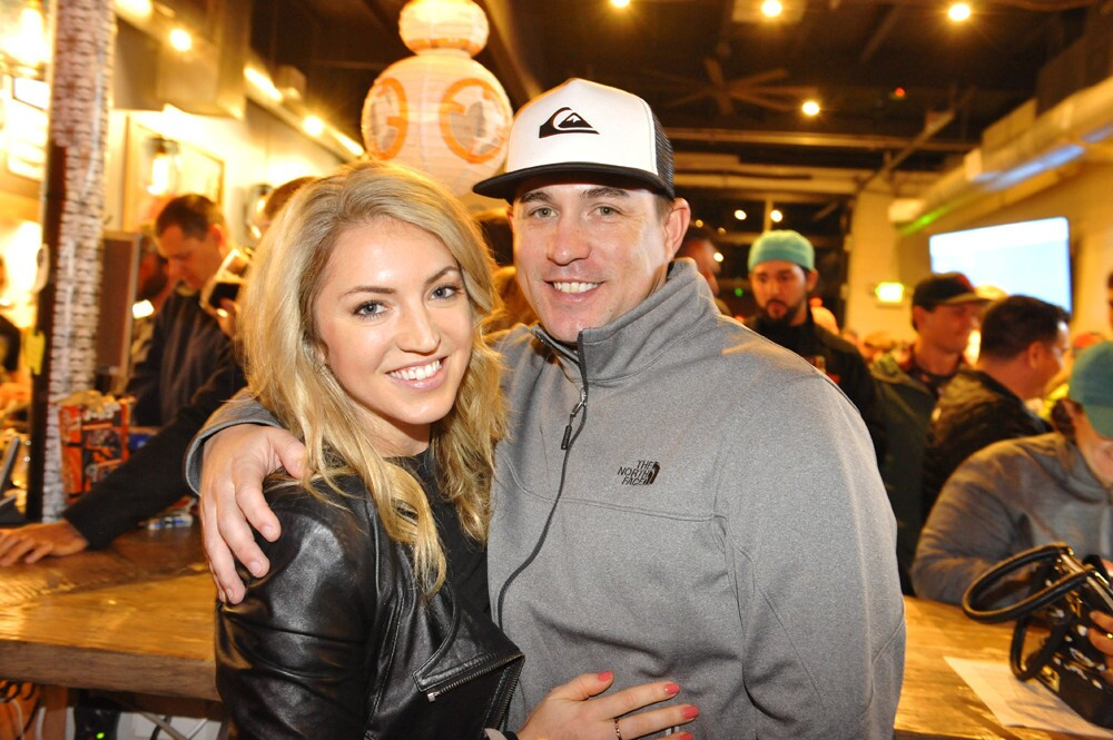 Bay City Brewing took advantage of being within proximity to the Valley View Casino Center as they hosted its own Star Wars event before the movie-themed night at the San Diego Gulls hockey game on Friday, Jan. 20. (Jared Gase)