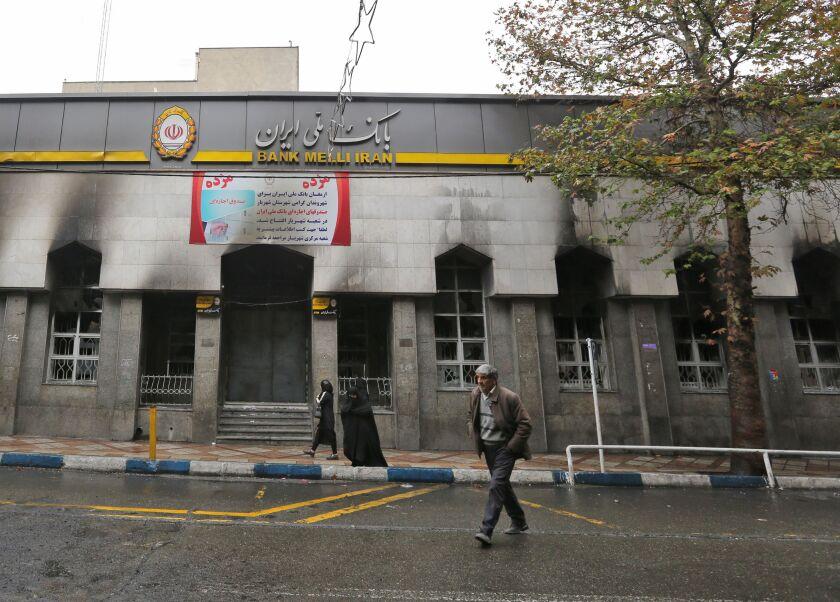 IRAN-POLITICS-ECONOMY-OIL-UNREST