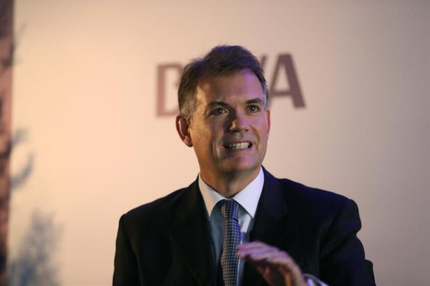 En la imagen, el economista jefe de BBVA Research para América del Sur, Juan Ruiz. EFE/Archivo