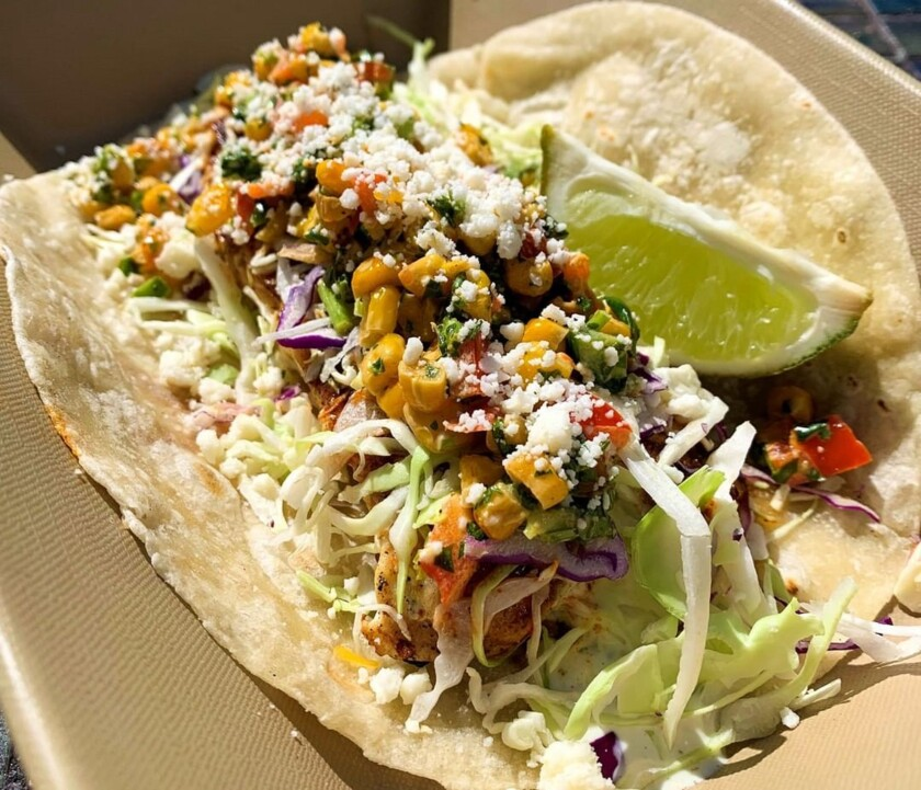 Tasting in Pacific Beach's Best of the Beach Fish Taco Contest runs through Sunday, Nov. 15, with voting closing Nov. 18.