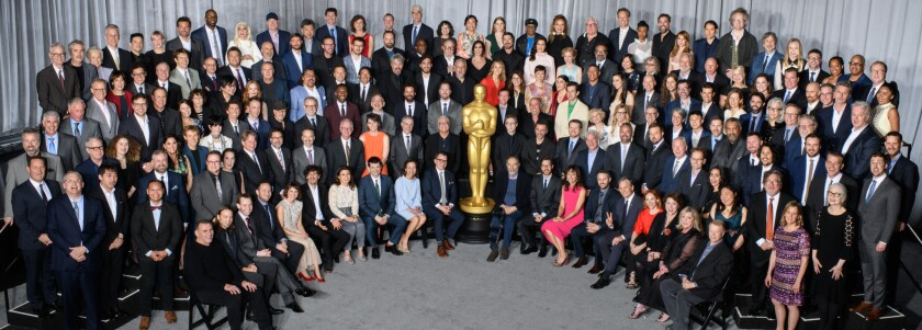 BESTPIX - 91st Oscars Nominees Luncheon Group Photo