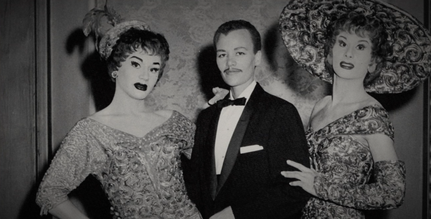 "Gene Avery, Stormé DeLarverie, and Dore Orr in a still from the documentary ""Disclosure."""