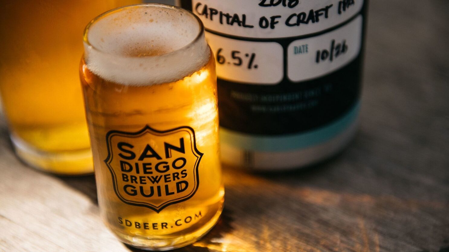 Beer Q A How Can A Newcomer To Craft Beer Best Enjoy San Diego Beer Week Pacific San Diego