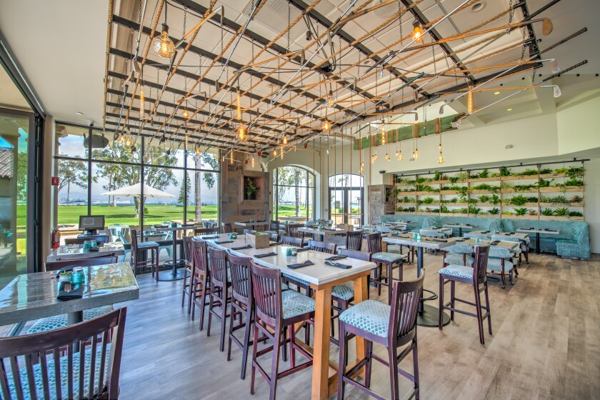 Feast & Fareway, a new all-day restaurant at the Coronado Golf Course.