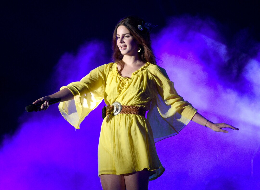 How Lana Del Rey Reinvented Herself And Rock Stardom Los Angeles Times