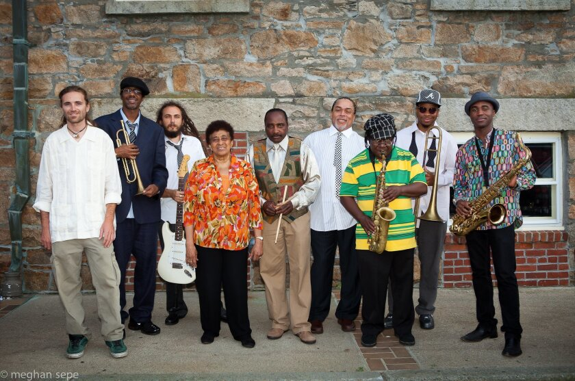 The Skatalites were launched in Kingston in the early 1960s. Meghan Sepe