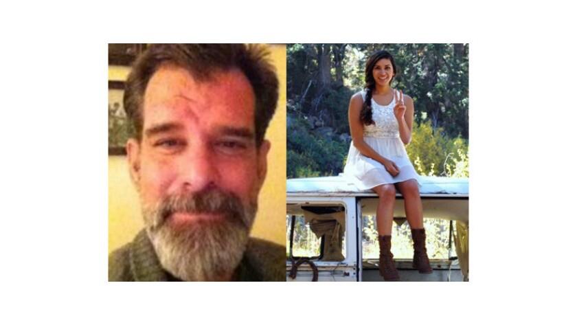 Shannon Johnson, 45, left, and Denise Peraza, 27, right.