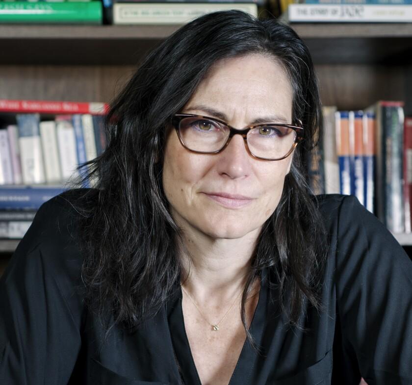Author Vanessa Veselka.