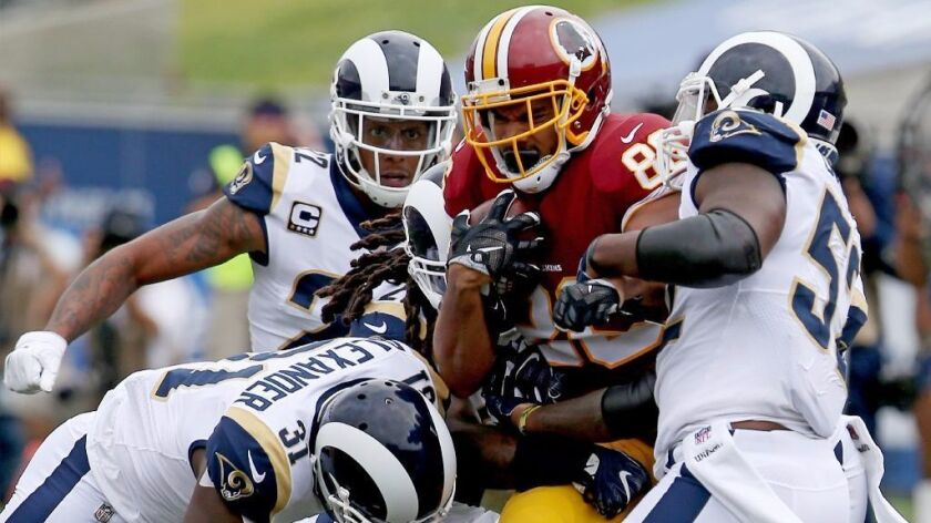 Rams Prepare For Thursday Night By Resting Los Angeles Times