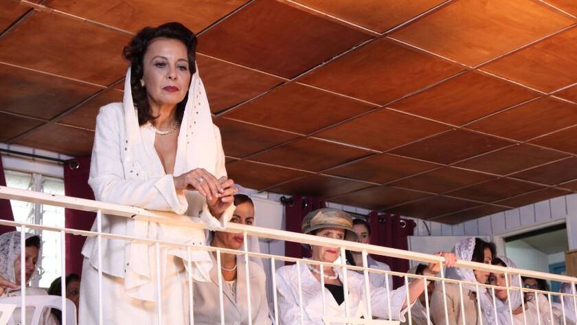 'The Women's Balcony'