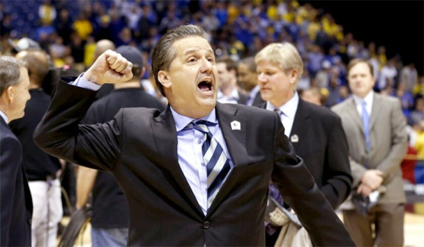 Kentucky Coach John Calipari has become synonymous with one-and-done freshmen and become one of the most polarizing figures in college basketball.