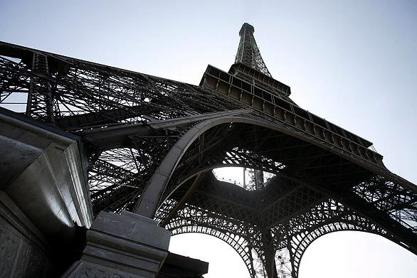 120th anniversary of the Eiffel Tower