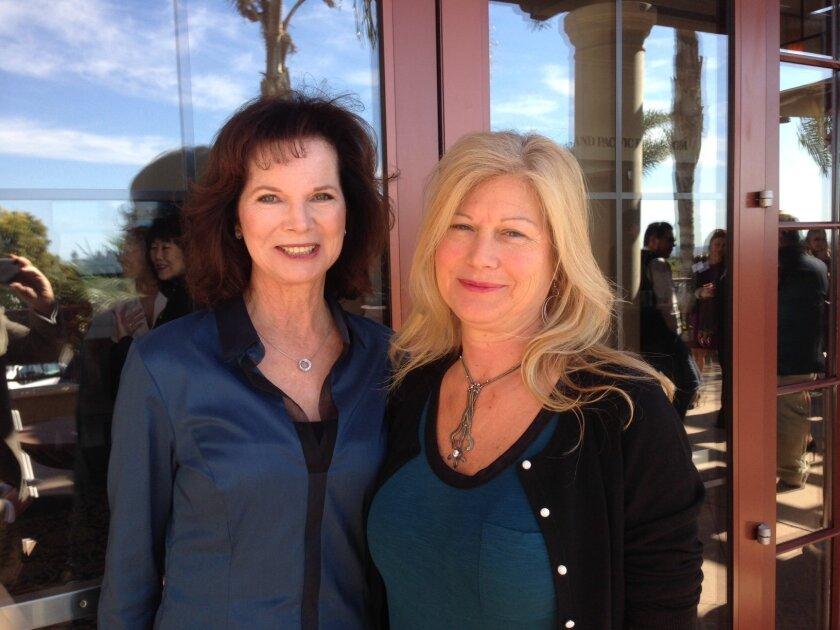 Kimberly Godwin and Trish Boaz
