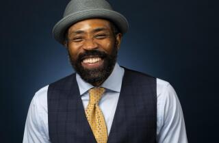 'Black Lightning' star Cress Williams is 'proud to be a nerd'