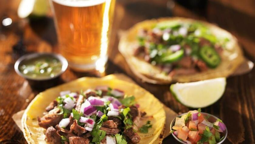 It doesn't get more San Diego than fresh tacos and local craft beer. Head over to the Museum of Man to check out various exhibits while sipping craft brews and munching on a plethora of different tacos from San Diego Taco Company. Breweries pouring include Iron Fist Brewing Co., Stone Brewing Co. and Green Flash Brewing Co. Free photo booths, desserts and coffee will also be offered at this stellar museum evening. −Liz Bowen, DSD 6 p.m .Thursday. San Diego Musuem of Man, 1350 El Prado, Balboa Park. museumofman.org